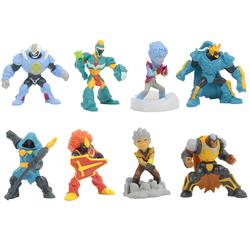 Gormiti - Blister de 4 personnages de 5 cm