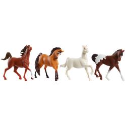 Spirit - Coffret 4 chevaux
