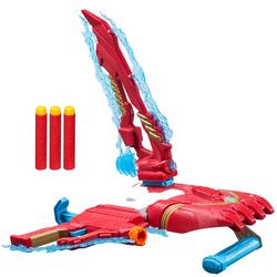 Assembler Gear 2.0 Iron Man et fléchettes Nerf - Disney Avengers