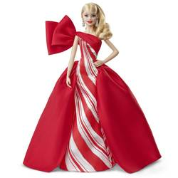 Poupée Barbie Noël 2019 blonde