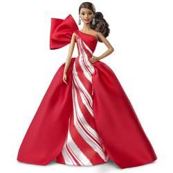 Poupée Barbie Noël 2019 brune