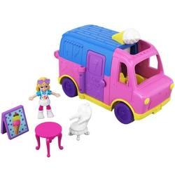 Polly Pocket-Les véhicules de Polly