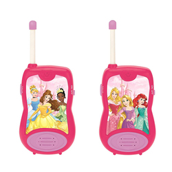 Talkies Walkies Disney Princesses - Portée 100 mètres
