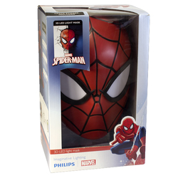 Spiderman - Applique Masque de Spiderman