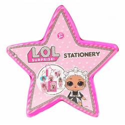 LOL Surprise étoile papeterie