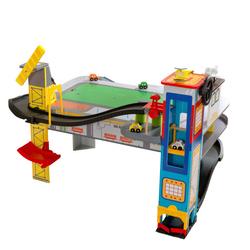 Table circuit train en folie