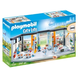 70191 - Playmobil City Life - Clinique équipée