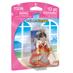 70239 - Playmobil Friends - Reine des cœurs