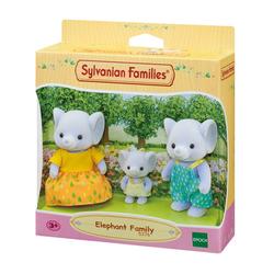 Famille éléphant Sylvanian Families