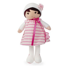 Ma première poupée en tissu Rose K 25 cm