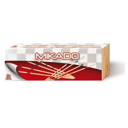 Coffret de Mikado en bois