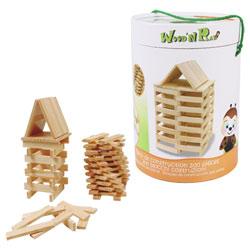 Baril de 200 planchettes en bois