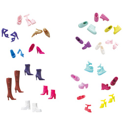 Chaussures Barbie