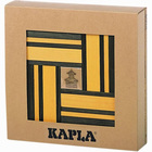 Coffret Kapla couleur jaune/vert avec livre