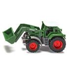 Tracteur FENDT avec chargeur frontal