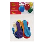 10 ballons spécial anniversaire