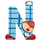 Lettre Clown N