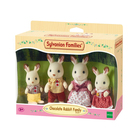 Syvanian famille lapin chocolat