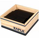 Kapla-40 planchettes noires