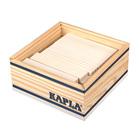 Kapla-40 planchettes blanches