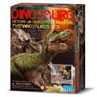 Dinosaure Tyrannosaure rex à déterrer