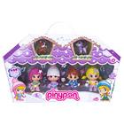 Pinypon coffret 6 figurines Hiver
