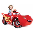 Cars - Voiture Flash Mcqueen 6V