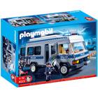 4023 - Playmobil City Action Fourgon équipé et policiers