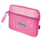 Sacoche souple rose pour tablette Storio