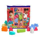 Sac Maxi Briques de 60 pièces Rose