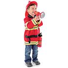 Déguisement chef des Pompiers
