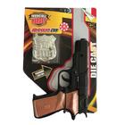 Pistolet Panther métal 8 COUPS