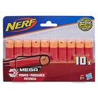 Fléchettes Nerf - Pack de 10 fléchettes Nerf Mega