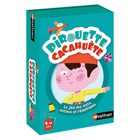 Jeu de cartes Pirouette Cacahuète