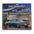 Maquette voiture Dodge Charger R/T 1968