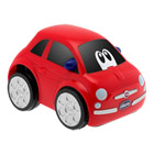 Turbo Touch Fiat 500 Rouge