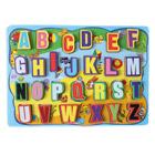 Puzzle bois alphabet ou nombre 40 x 30 cm
