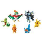Pack figurine de combat Pokemon