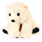 Peluche ours polaire 30 cm