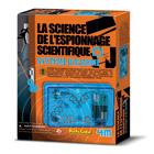 4M espion scientifique