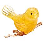 Canari puzzle - oiseau jaune