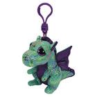 Porte-clés Beanie Boo's Cinder Le Dragon