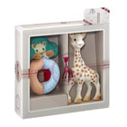 Coffret cadeau Sophie la Girafe et hochet