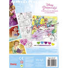 Portfolio et croquis à l'aquarelle - Disney Princesses