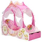 Lit pour enfant - Carrosse à Baldaquins Disney Princesses