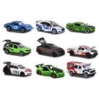 Set 3 véhicules majorette premium racing cars