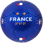 Ballon FFF Foot métallisé