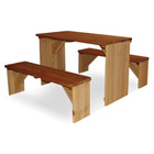 Table pique nique Zidzed XL