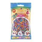 Sachet de 1000 perles à repasser bicolores Hama 2