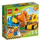 10812 - LEGO® DUPLO Le camion et la pelleteuse